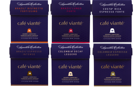 Signature Collection - Variety Pack - 60 Capsules