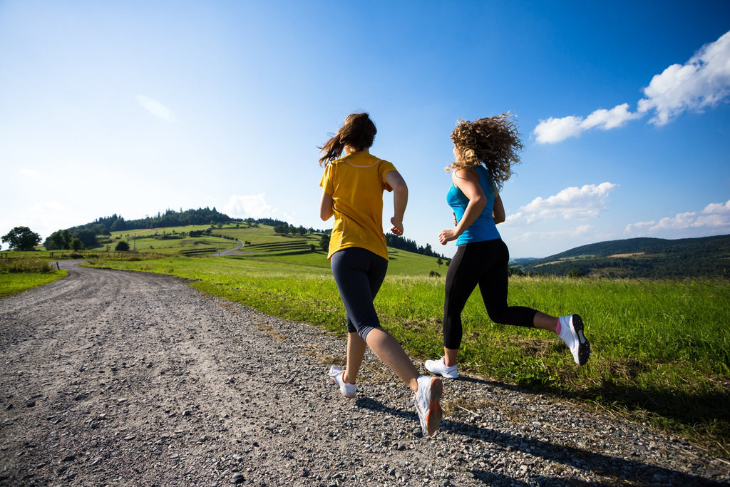 Get fit, get running: 5 ways running improves your health