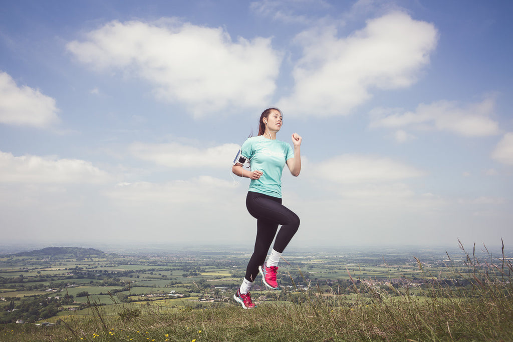 Why taking your phone on a run is essential