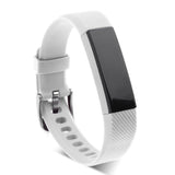 Replacement Watch Strap For Fitbit Alta (White) - Smash Terminator - 2