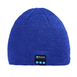 Bluetooth Beanie Hat (Blue) - Smash Terminator - 1