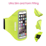 Elite Range Sports Armband - Lime Green - Smash Terminator - 5