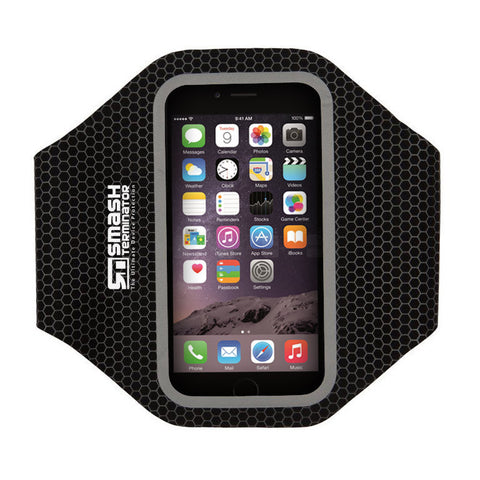 Elite Range Sports Armband - Black - Smash Terminator - 1