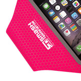 Elite Range Sports Armband - Hot Pink - Smash Terminator - 2