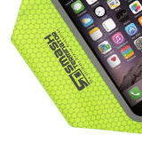 Elite Range Sports Armband - Lime Green - Smash Terminator - 2