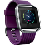 Replacement Watch Strap For Fitbit Blaze (Purple) - Smash Terminator - 1