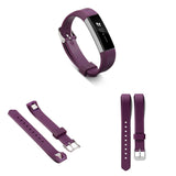 Replacement Watch Strap For Fitbit Alta (Purple) - Smash Terminator - 3