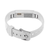Replacement Watch Strap For Fitbit Alta (White) - Smash Terminator - 1
