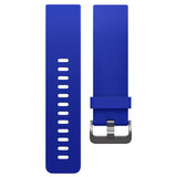 Replacement Watch Strap For Fitbit Blaze (Navy Blue) - Smash Terminator - 3