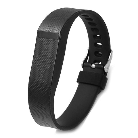 Fitbit Flex Replacement Watch-Style Wristband (Black)