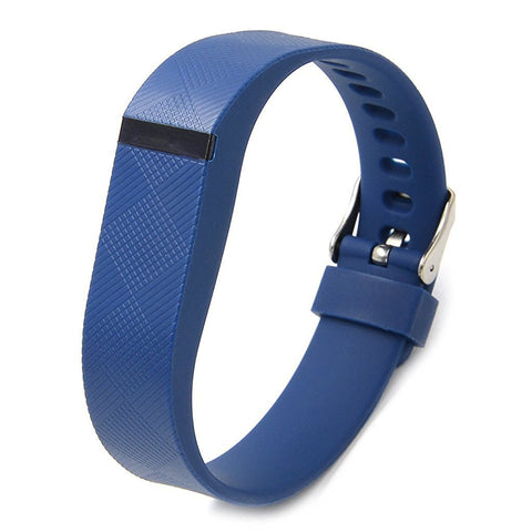 Fitbit Flex Replacement Watch-Style Wristband (Navy Blue)