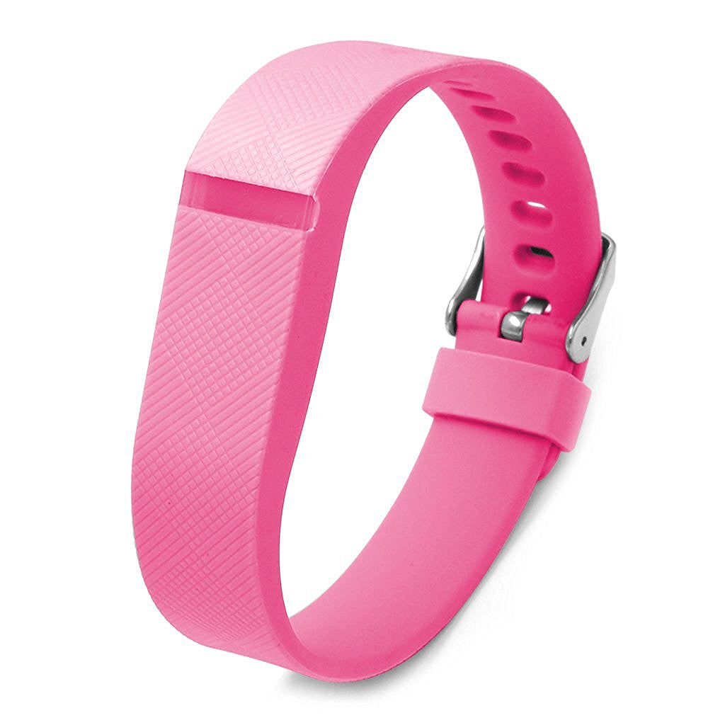Fitbit Flex Replacement Watch-Style Wristband (Pink)