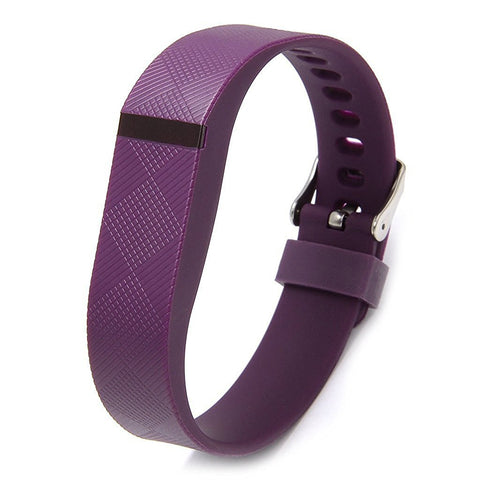 Fitbit Flex Replacement Watch-Style Wristband (Purple)