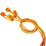 No-tie Speed Lock Laces (Orange) - Smash Terminator - 3