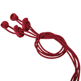 No-tie Speed Lock Laces (Red) - Smash Terminator - 3