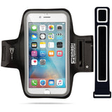 "Pro Series Sports Armband for Latest Smartphones up to 5.2"" display (Black)"