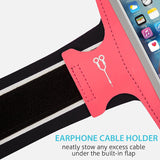 Pro Series Sports Armband for iPhone 7 (Pink)