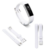 Replacement Watch Strap For Fitbit Alta (White) - Smash Terminator - 3