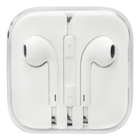 3.5mm Headphones (White) - Smash Terminator - 1