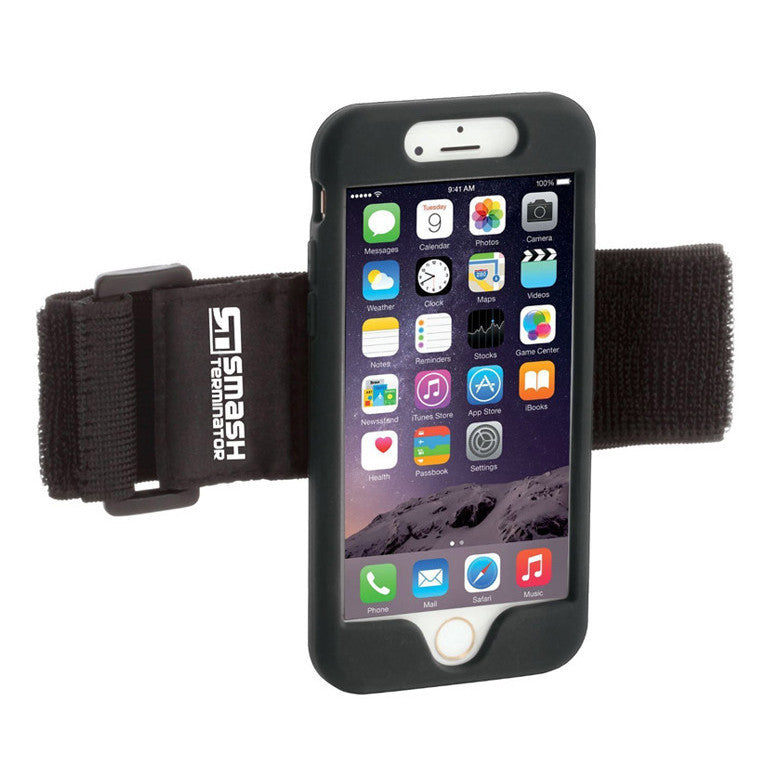 Clip Sports Armband - Black - Smash Terminator