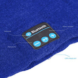 Bluetooth Beanie Hat (Blue) - Smash Terminator - 2