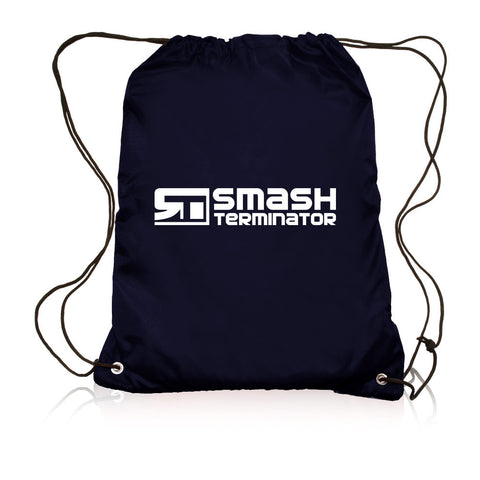Drawstring Sports Bag - Smash Terminator - 1