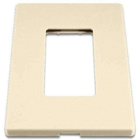 Cooper 9521DS Desert Sand (Almond) 1-Gang Screwless Wall Plate:HomeSeer Store