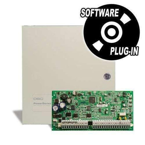 HomeSeer DSC Alarm Panel Software Plug-in for HS3:HomeSeer Store