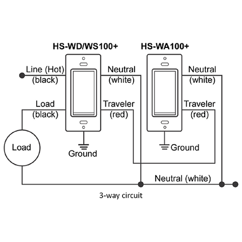 1500086059_spo_spo_large?v=1507830864 homeseer hs wa100 wired 3 way companion switch for hs ws100 and ge z wave 3 way switch wiring diagram at creativeand.co