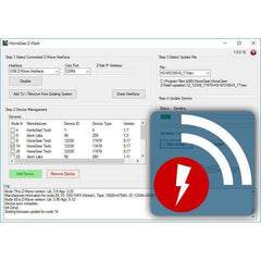 HomeSeer Z-Flash Z-Wave OTA Firmware Update Software:HomeSeer Store