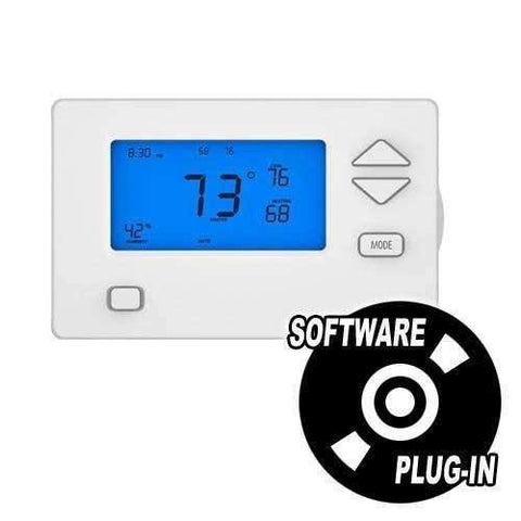 Insteon Thermostat Software Plug-in for HS3:HomeSeer Store