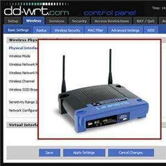 RMasonjr DD-WRT Software Plug-in for HS3:HomeSeer Store