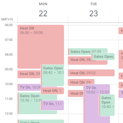 alexbk66 AK Google Calendar Software Plugin for HS3
