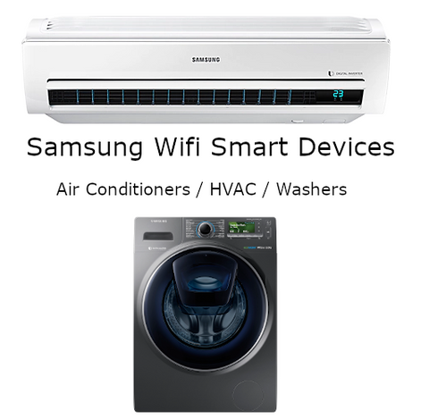 Mat Budden Samsung Smart Devices Software Plugin for HS3 - HomeSeer