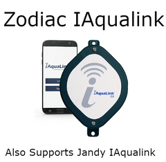 Mat Budden Zodiac IAqualink Software Plugin for HS3