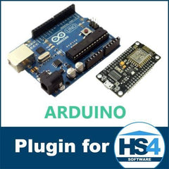 Greig Dempster (Enigmatheatre) Arduino Software Plugin for HS4
