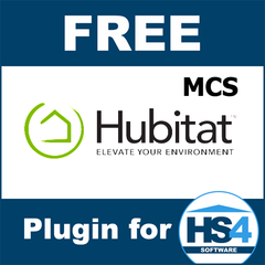 Michael McSharry Hubitat Elevation Software Plugin for HS4