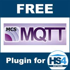 Michael McSharry mcsMQTT Software Plugin for HS4
