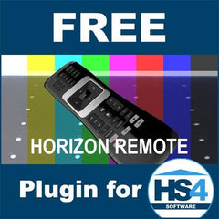 Bernold Horizon Remote Plugin Software Plugin for HS4