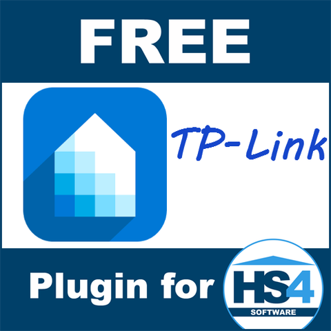 jasv TP-Link Smart Devices 4  Software Plugin for HS4