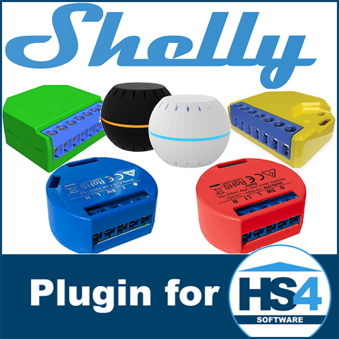 alexbk66 AK Shelly Software Plugin for HS4 - HomeSeer