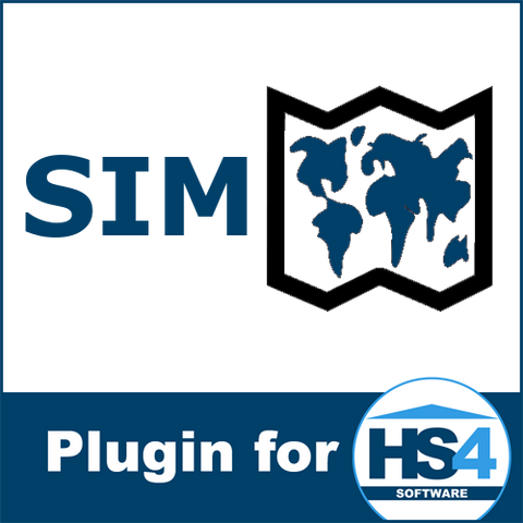 Mads Simmap Software Plugin for HS4 - HomeSeer