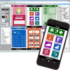 HomeSeer HSTouch Designer Software