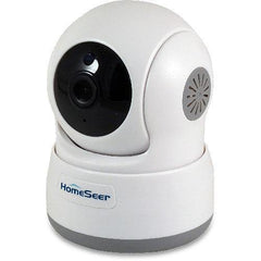 HomeSeer HS-CAM-I Indoor Pan & Tilt WiFi Security Camera