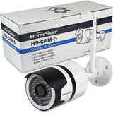 HomeSeer HS-CAM-O Outdoor Security Camera - OPEN BOX