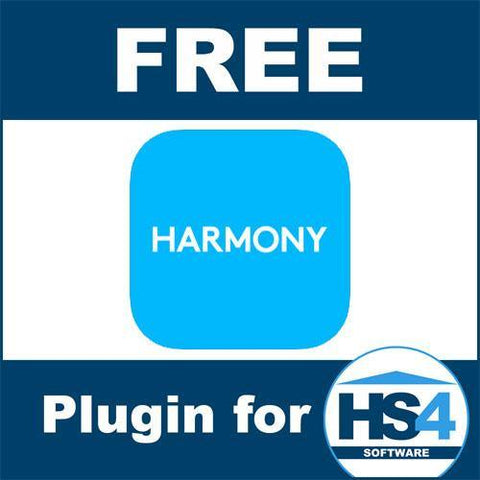 HomeSeer Harmony Hub Plugin for HS4