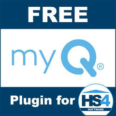 HomeSeer HS MyQ Plugin for HS4