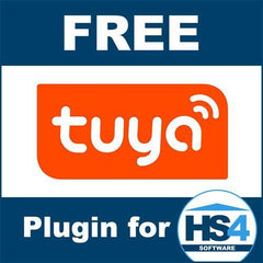 HomeSeer Tuya Plugin for HS4