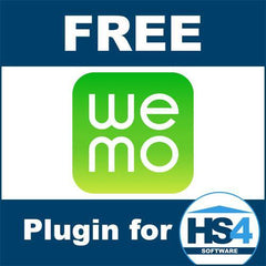 HomeSeer Wemo Plugin for HS4