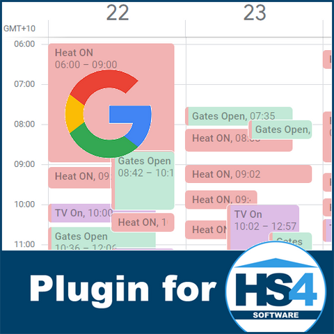 alexbk66 AK Google Calendar Software Plugin for HS4